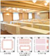 ホテルリステル新宿 会議室かすみ(半面)