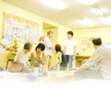 神戸・三宮 英会話学校内のスペース 多目的・オープンスペース スクエア(共同エリア)