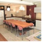 南青山/本格機材の揃うキッチン&ダイニングスペース(キッチンご利用なしプラン)