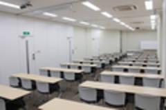 【汐留・新橋】駅近・きれいな会議室「Forum S+汐留 会議室A+B+C」57席