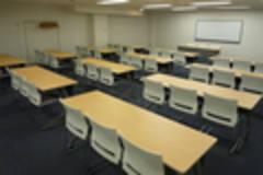 【新橋】駅近きれいな会議室「5東洋海事ビル 会議室B」36席
