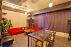 【原宿】駅近レンタルスペース「ソーシャルラウンジ AJITO」パーティー、イベント、セミナーなど用途多彩。音響その他各種設備あり