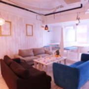 【千葉駅徒歩3分】ふかふかソファー 半個室スペース(最大10名収容可能 )