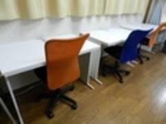 コワーキングスペースUmidass<1人で仕事、勉強に集中できるスペース>