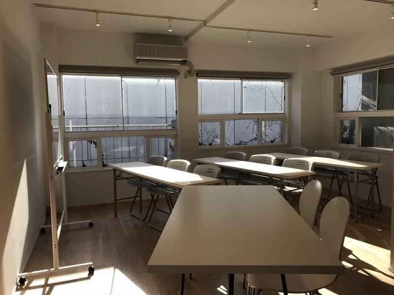 渋谷桜丘町 会議室