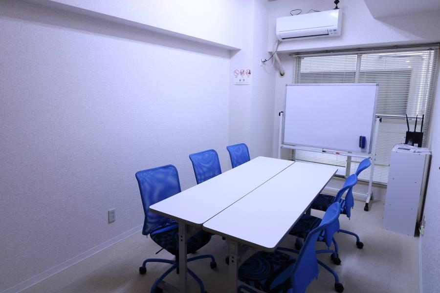 横浜桜木町駅 徒歩1分 貸し会議室( 格安 清潔 静か 完全個室 買物便利 )
