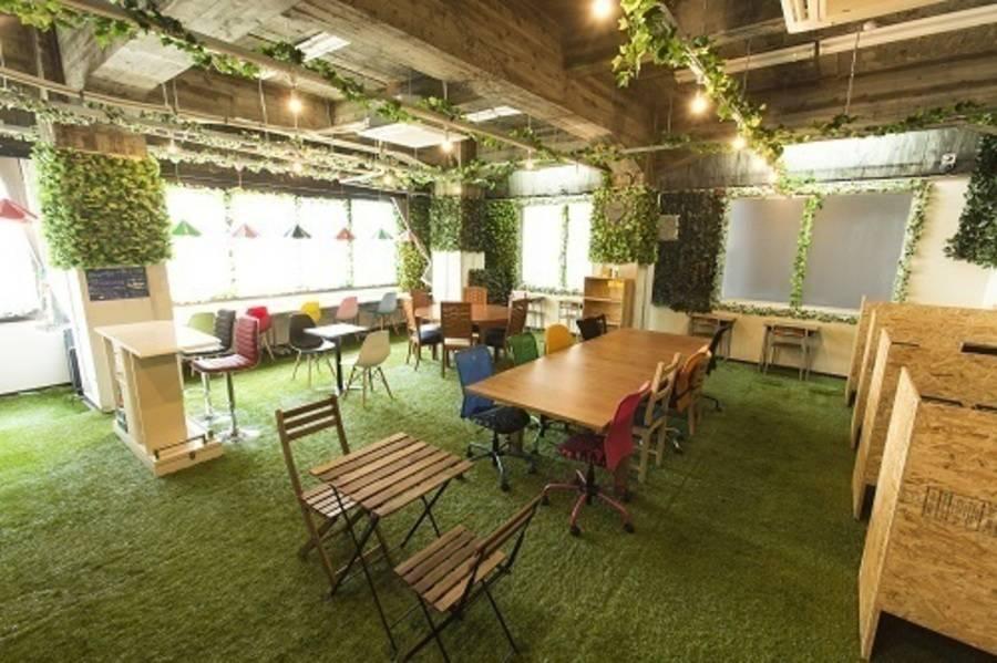 大阪 梅田 貸会議室&コワーキングスペース Blue+