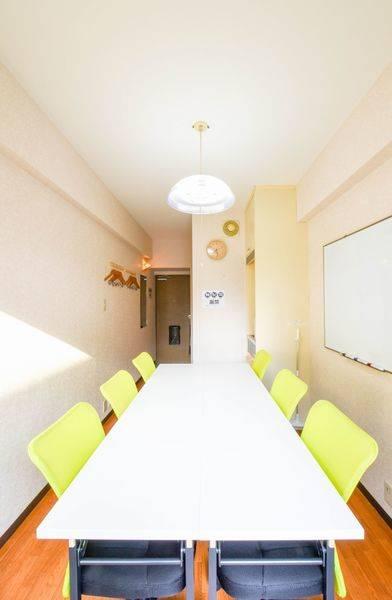 【渋谷駅出口1分】109裏 清潔で静かなリピーターの多い会議室