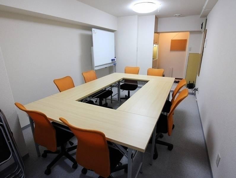 ◆水道橋・神保町徒歩5分  Wi-Fi有 TFPルーム 貸し会議室