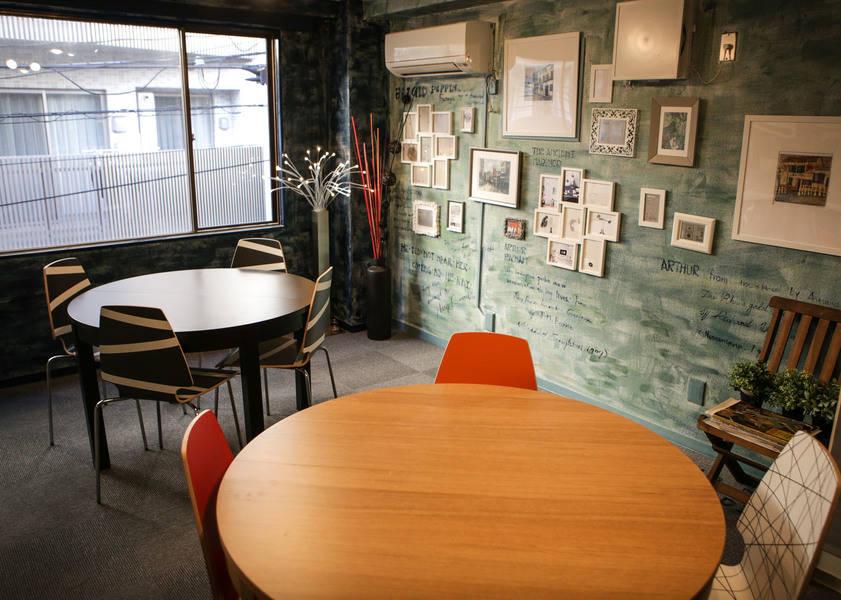 秋葉原・貸し会議室・デザインレンタルスペース:2A