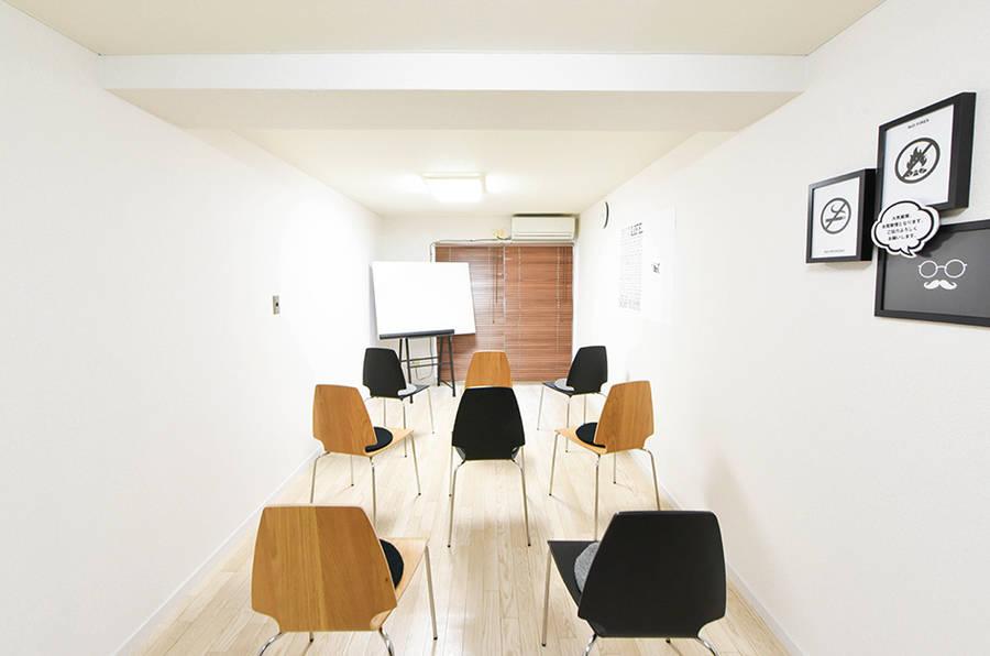 池袋徒歩3分 格安 セミナー・会議室ルームA 静かな完全個室