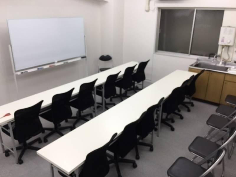 【無料WIFI】渋谷駅前1分(格安)中貸会議室B<5月28日開店>