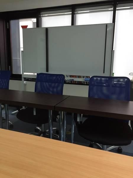 【神田駅1分、無線LAN、プロジェクター無料】個室のレンタルスペース
