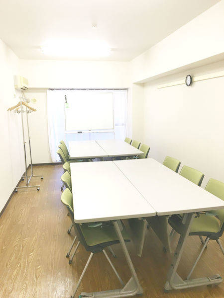 【五反田徒歩1分】1名〜18名までOK!リピーター多数の格安会議室