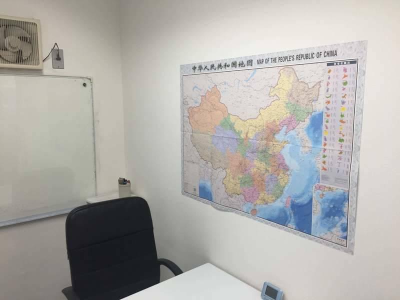 神田4分 ショーバ中国語センター 二人部屋1