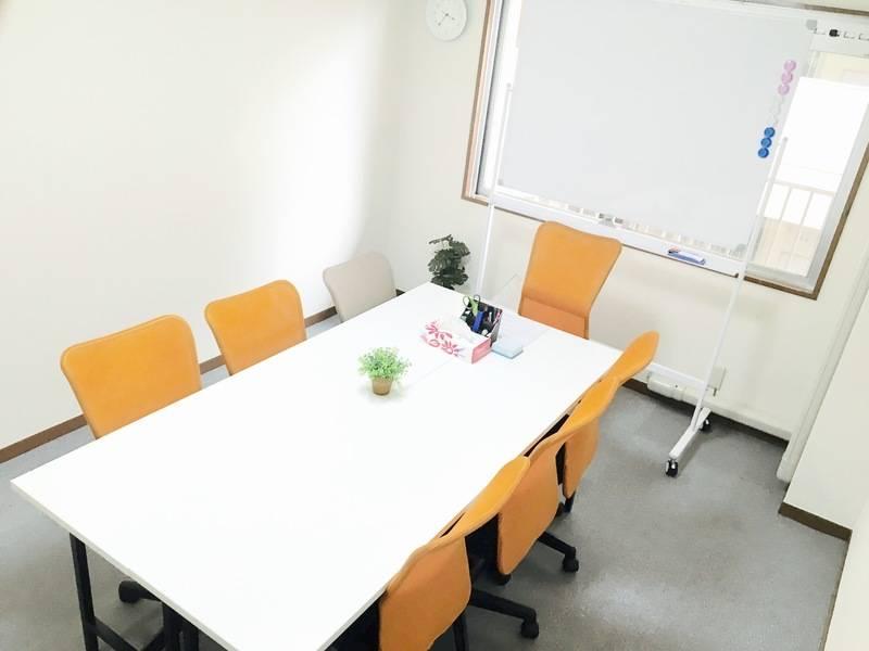 ★サマーキャンペーン価格中★【神保町・九段下駅1分!】 WiFiが無料で使えます!ビジネス商談・打ち合わせにぴったりな静かな個室スペースです!