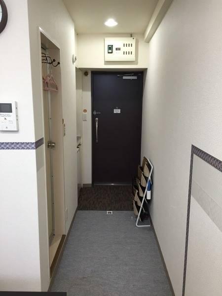 【新宿駅D5出口徒歩20秒!】備品が充実、安くて、清潔『A+』