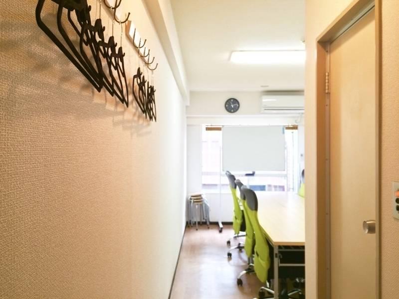 【新宿駅出口 徒歩0分】安心で清潔なリピーターの多い会議室